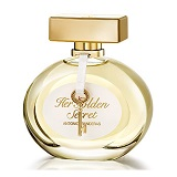 ANTONIO BANDERAS HER GOLDEN SECRET SET (for Women)