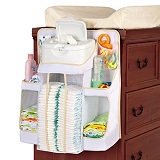 DexBaby Diaper Caddy and Nursery Organizer