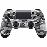 Sony Playstation 4 Dual Shock Wireless Controller Camouflage Skin